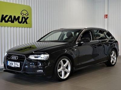 used Audi A4 AVANT 2.0 Tdi 150hk Q S-Line Drag