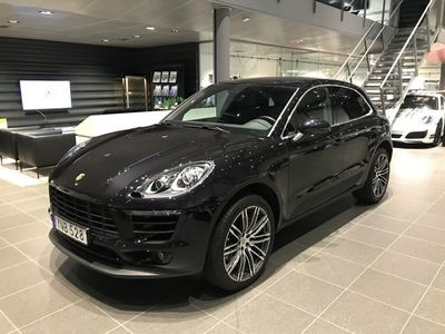 brugt Porsche Macan S Diesel Euro 6