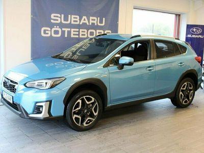 begagnad Subaru XV 2,0i Aut e-Boxer Ridge (150hk) *Vinterhjul*