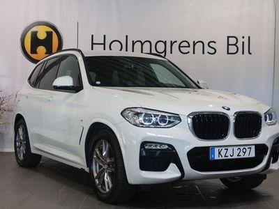usado BMW X3 xDrive20d M Sport (190hk) Drag / Nav