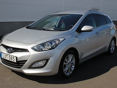 brugt Hyundai i30 1.6 CRDi Premium 128hk -14