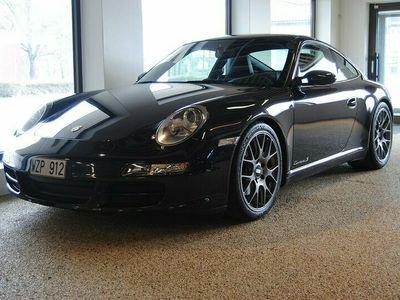 begagnad Porsche 911 Carrera S 997 3,8L Sport Chrono Svensksåld