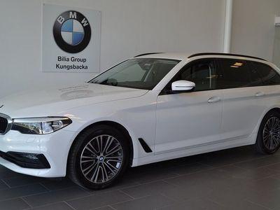 begagnad BMW 520 i Touring Steptronic Sport line