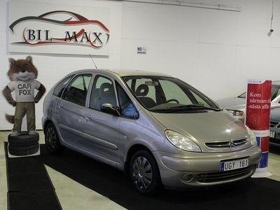 begagnad Citroën Xsara Picasso 2.0 Automat 136hk Nybesiktad