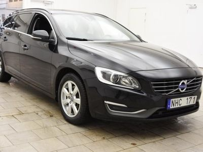 begagnad Volvo V60 D5 215hk MOMENTUM / AUT / DRAG / NAVI