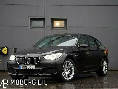 begagnad BMW 530 Gran Turismo d xDrive 258hk M-Sport Navi 1,99% Räntekampanj