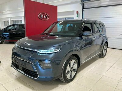 begagnad Kia Soul e- Advance LONG RANGE 2021, Halvkombi Pris 447 400 kr