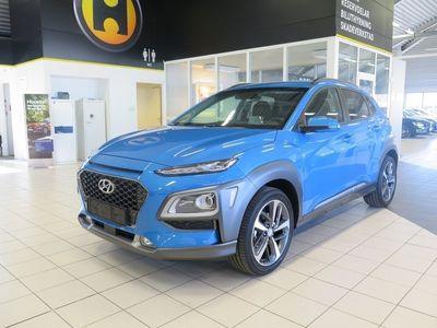 begagnad Hyundai Kona 1.6 T-GDI 2WD AUT-DCT Nordic Edition + (Trend)