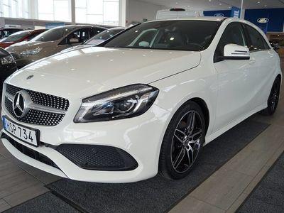 begagnad Mercedes 180 Benz A AMG Apple carplay 2018, Personbil 219 000 kr