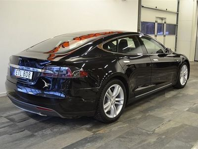 gebraucht Tesla Model S 85D Leasbar | Välutrustad!