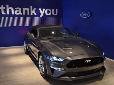 begagnad Ford Mustang GT Cabriolet