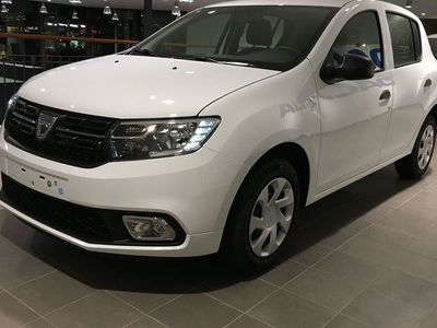 begagnad Dacia Sandero FAMILY EDITION 0.9L 90HK TCE