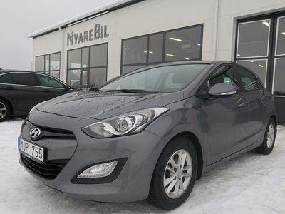 gebraucht Hyundai i30 1,6 GDI Bensin 135HK 5-Dörrars Vinterhjul