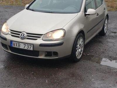 begagnad VW Golf 1,6 FSI