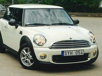 begagnad Mini ONE UKL-L