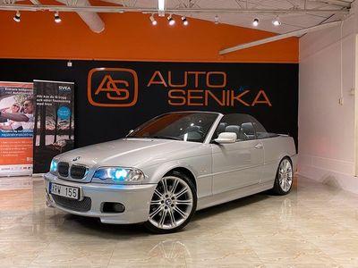 begagnad BMW 330 Cabriolet | Ci Convertible | Automat M Sport 231hk
