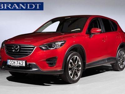 begagnad Mazda CX-5  2.2 DE Optimum AWD Aut 175hk