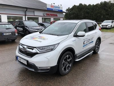 gebraucht Honda CR-V 2,0 Hybrid AWD Executive 500 mil