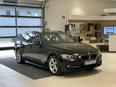 begagnad BMW 320 i Touring 184hk Dragkrok