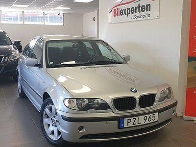 begagnad BMW 318 i Sedan 143hk
