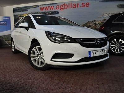gebraucht Opel Astra SPORTS TOURER Kombi CDTI Dynamic Aut. 136hk