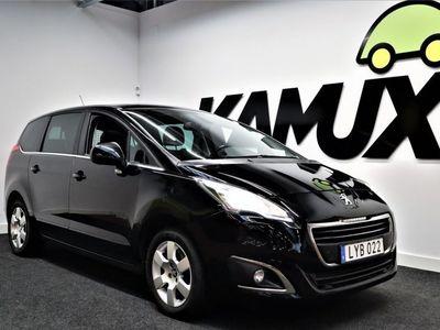 begagnad Peugeot 5008 1.2 PureTech | 7-Sits | S&V