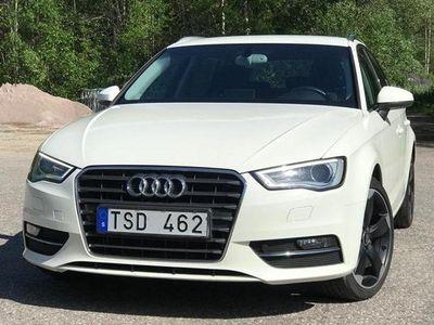 begagnad Audi A3 Sportback 2.0 Ambition