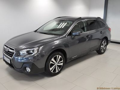 begagnad Subaru Outback 2.5 Summit CVT
