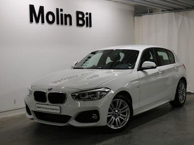 begagnad BMW 118 i 5-d / M Sport