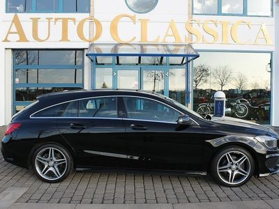 used Mercedes CLA200 Shooting Brake AMG Sport