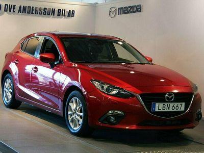 begagnad Mazda 3 2.2 DE Vision 150hk
