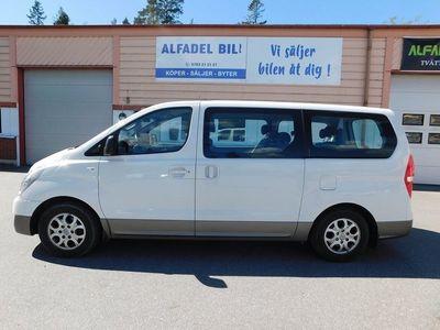 begagnad Hyundai H-1 Travel 2.5 CRDi Automat 8-Sits