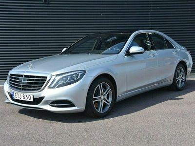 begagnad Mercedes S350 S Benz4MATIC 7G-Tronic Plus Euro 6 2014, Sedan Pris 424 900 kr