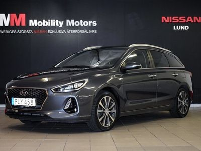 begagnad Hyundai i30 1.4 T-GDi DCT-7 Premium 2018, Personbil 174 900 kr