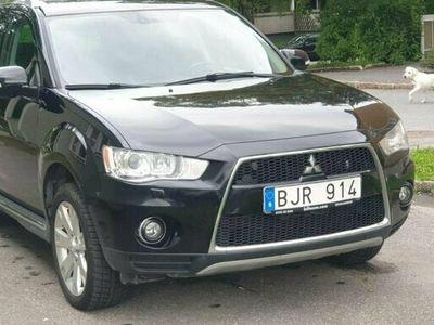 begagnad Mitsubishi Outlander CWB