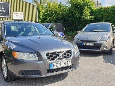 begagnad Volvo V70 2.0 Flexifuel Kinetic 145hk