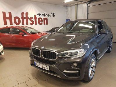 gebraucht BMW X6 xDrive30d 2016, SUV 499 900 kr