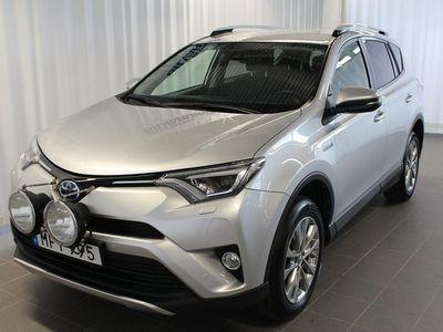 brugt Toyota RAV4 2.5 HSD AWD (197hk) Executive