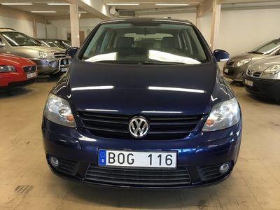 begagnad VW Golf Plus 1.4 TSI 140hk NYTT BES -08