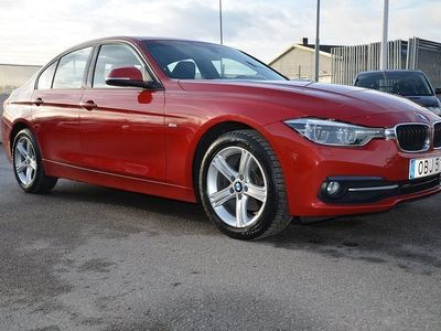 begagnad BMW 318 d xDrive Från 2325kr/mån premium selection
