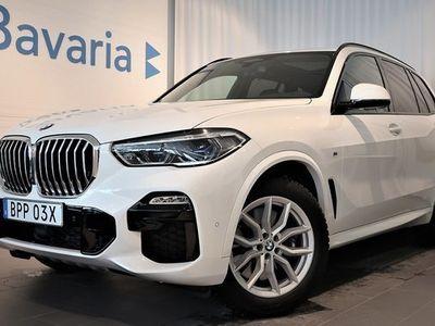 begagnad BMW 700 X5 xDrive 40i M Sport Innovation V-hjul Drag Ny 2019, SUV 968kr