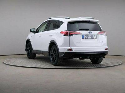begagnad Toyota RAV4 2.5 Hybrid Awd X-Edition Drag Värmare