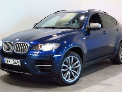 begagnad BMW X6 xDrive M50D M - Sport Steptronic Drag / NAV