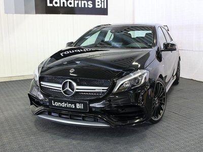 begagnad Mercedes A45 AMG AMG4MATIC AMG Speedshift -18