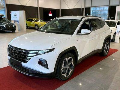 begagnad Hyundai Tucson 1.6T-GDi MHEV 180hk 7DCT 4WD Advanced