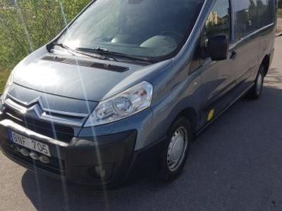 brugt Citroën Jumpy 2,0Hdi -07