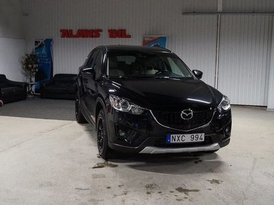 gebraucht Mazda CX-5 2.2 SKYACTIV-D AWD Automat Euro 6 175hk