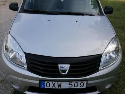 begagnad Dacia Sandero 1.6 E85