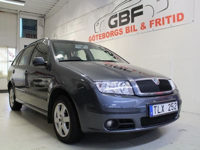 begagnad Skoda Fabia CO AM 1,4
