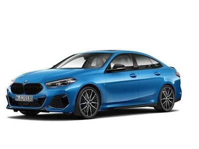 begagnad BMW M235 xDrive Gran Coupé M Performane Navi Innovation Panroama Fartpilot Harman Kardon M Sportstol